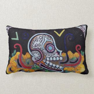 Talking Skull Pillow