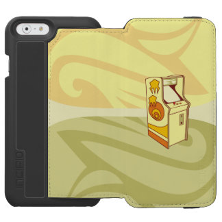 Tall arcade game console incipio watson™ iPhone 6 wallet case