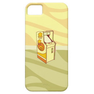 Tall arcade game console iPhone 5 covers