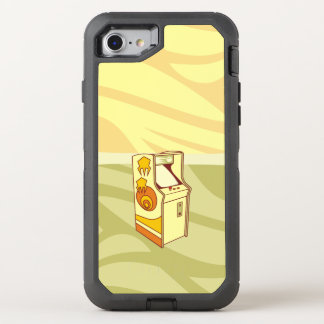 Tall arcade game console OtterBox defender iPhone 7 case