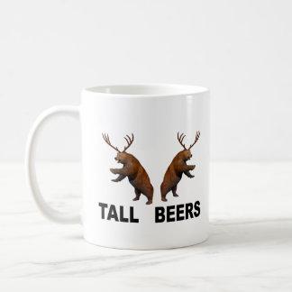 Tall Beers Coffee Mug