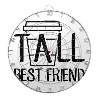 Tall Best Friend Dartboard