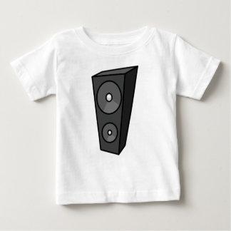 Tall Cartoon Speaker Baby T-Shirt