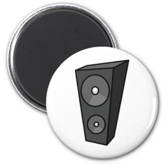Tall Cartoon Speaker Magnet