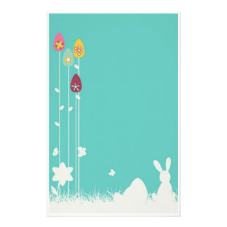 Tall Eggs Stationary Customized Stationery