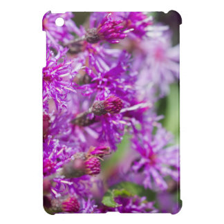 Tall Ironweed Wildflowers iPad Mini Case