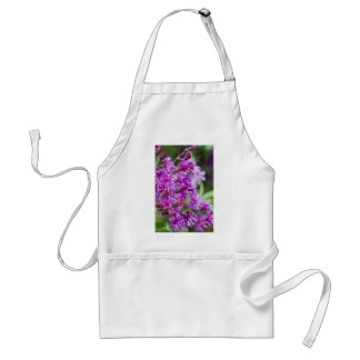 Tall Ironweed Wildflowers Standard Apron