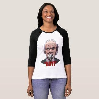 """Tall Man """"Boy!"""" T-Shirt"""