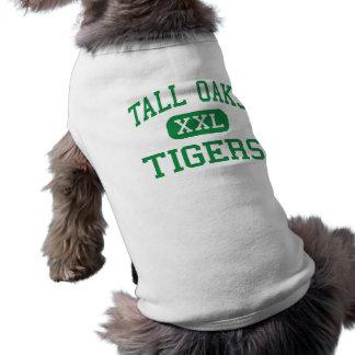 Tall Oaks - Tigers - Vocational - Bowie Maryland Sleeveless Dog Shirt