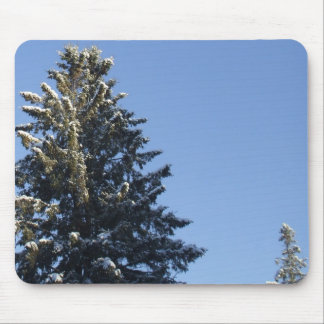 Tall Pine Mouse Pad