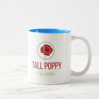 Tall Poppy Coffee Mug