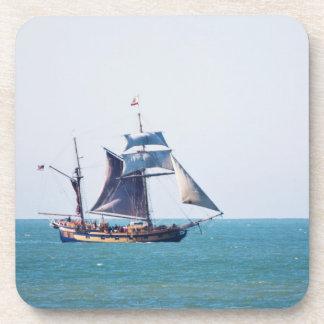 Tall ship coasters
