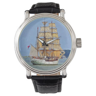 Tall Ship Europa Wristwatches