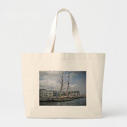 Tall Ship in Halifax Bag