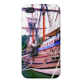 Tall Ship IPhone Case iPhone 4/4S Cases