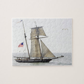 Tall ship Lynx puzzle