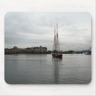 Tall Ship Mouse Pads