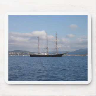 Tall Ship Mouse Pad