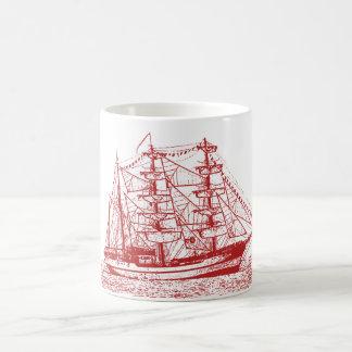 Tall Ship - Mug