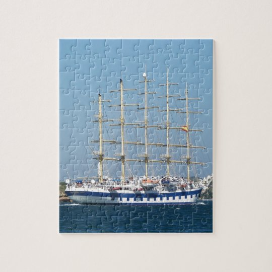 Tall Ship Royal Clipper Jigsaw Puzzle