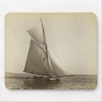 Tall Ship Sailing boat mousepad