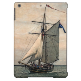 Tall Ships Festival, Digitally Altered Cover For iPad Air