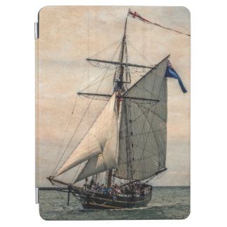 Tall Ships Festival, Digitally Altered iPad Air Cover