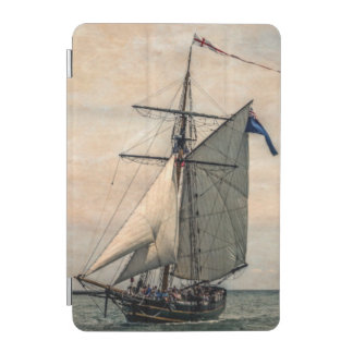 Tall Ships Festival, Digitally Altered iPad Mini Cover