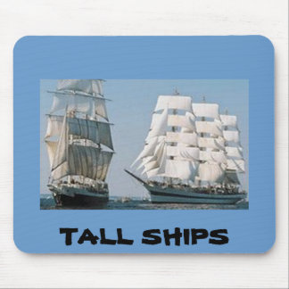 TALL SHIPS MOUSE PAD