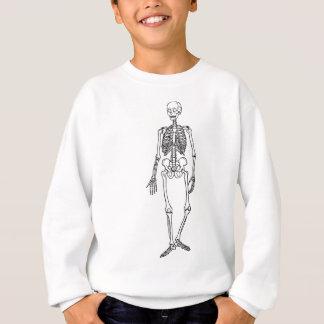 Tall Skeleton Sweatshirt