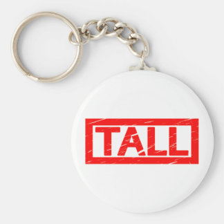 Tall Stamp Key Ring