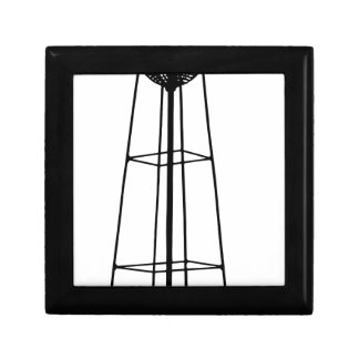 Tall Water Tower Gift Box
