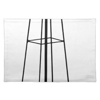 Tall Water Tower Placemat