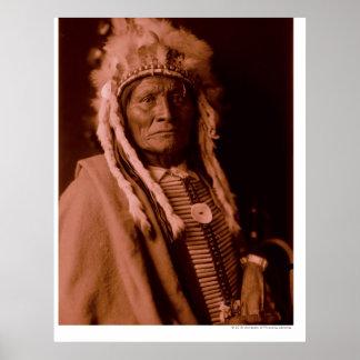 Tall Whiteman - Cheyenne Posters
