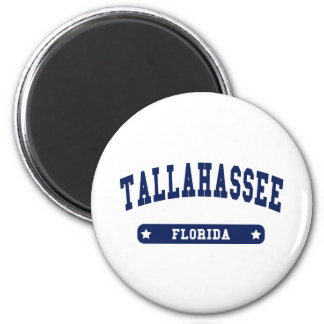 Tallahassee Florida College Style tee shirts Refrigerator Magnets