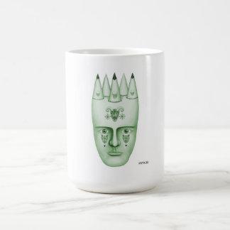 Tallfaces  Skulls Basic White Mug