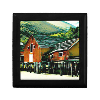 Tallheo Cannery Bella Coola Gift Box