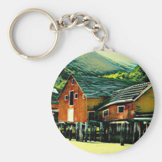 Tallheo Cannery Bella Coola Key Ring