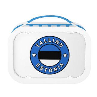 Tallinn Estonia Lunch Box