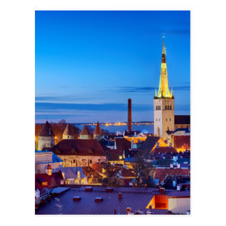 Tallinn Postcard