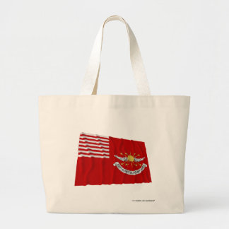 Tallmadge's Dragoons Waving Flag Bags