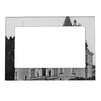 Tally Morderne castle Magnetic Picture Frame