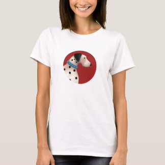 Tallydog Circle of Friends Dalmation T-Shirt