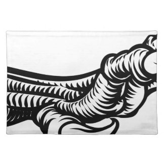 Talon Claws Monster Hand Placemat