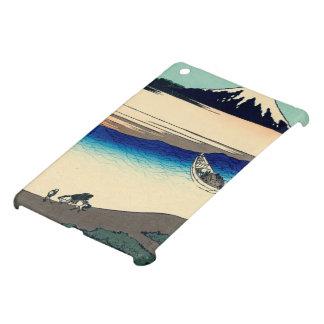 Tama River in Musashi Province iPad Mini Cover