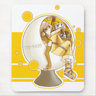 TAMAGO Chair mousepad
