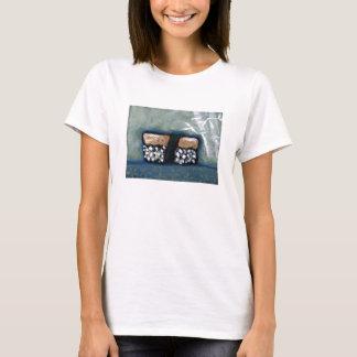Tamago Egg Sushi T-Shirt by Campbell Jane