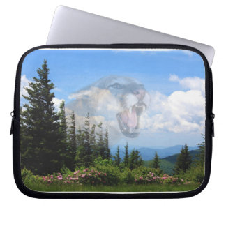 Tame And The Wild Laptop Sleeves