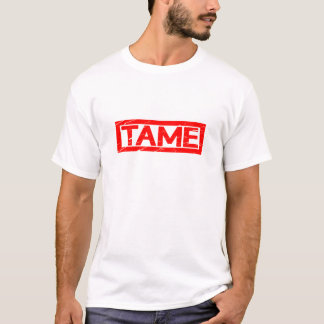 Tame Stamp T-Shirt