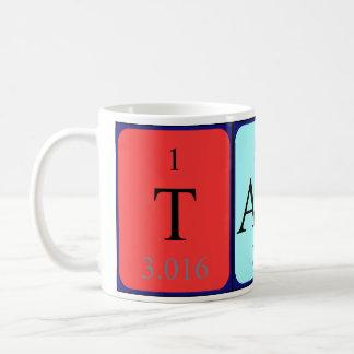 Tami periodic table name mug